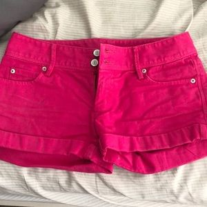 Lilly Pulitzer jean shorts